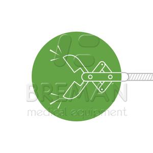 Заточка медицинского инструмента (рабочих частей / браншей)