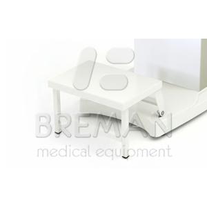 Принадлежности для кресел гинекологических КГМ: подставка-ступеньки, размер (ДхШхВ), мм: 563х325х237