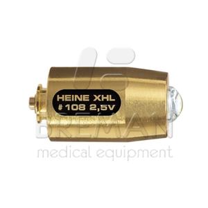 Лампа ксенон-галогеновая XHL 2,5В (Mini C-Clip Lamp)
