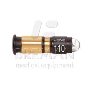 1. Лампа ксенон-галогеновая XHL 2,5В (отоскоп Mini 3000)