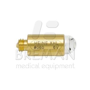 Лампа галогеновая для рукоятки XHL 6В (ламповая рукоятка)