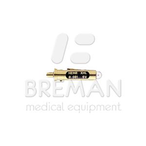Лампа галогеновая XHL 6В (ручной непрямой офтальмоскоп)