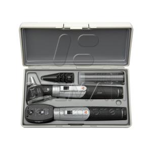 1. Отоскоп, модель mini 3000 F.O. (LED) и офтальмоскоп, модель mini 3000(LED)  с принадлежностями в наборе D - 886