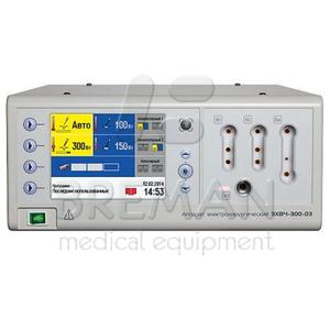 1. ЭХВЧ-300-03 с ЖК индикацией