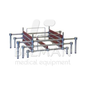 Укладка для инструментов трёхуровневая