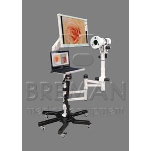 Видеокольпоскоп с медицинским монитором