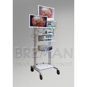 Эндовидеохирургическая стойка для эндогинекологии