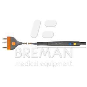 ВЧ-инструмент ErgoPEN large, с 2-х кнопочной активацией, коннектор 4 мм, трёх-пиновый штекер, кабель L=4,5 м