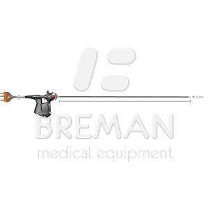 Базовый набор для инструментов LIGATOR, состоящий из рукоятки, стержневой трубки и уплотнительных колпачков, COMFORT, L=360 мм