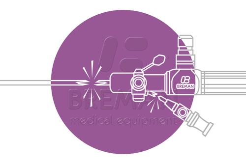 Ремонт внешних тубусов эндоскопов (ремонт тубуса цистоскопа; ремонт тубуса гистероскопа)