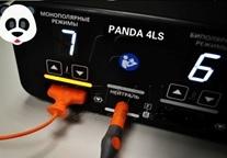 Ветеринарный электрохирургический аппарат экспертного уровня PANDA 4LS