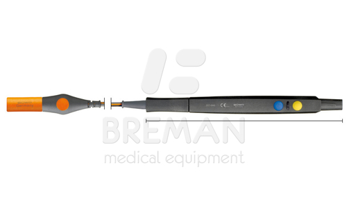 ВЧ-инструмент ErgoPEN large, с 2-х кнопочной активацией, коннектор 4 мм, для MARTIN, кабель L=4,5 м