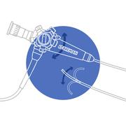 Регулировка тяг гибкого эндоскопа (регулярное сервисное обслуживание прибора)