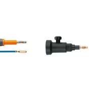 Адаптер монополярный, для инструментов с активацией через ножной переключатель, с разъёмом подключения 2-4 мм, для ERBE