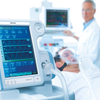 Наркозно-дыхательное оборудование (ИВЛ)